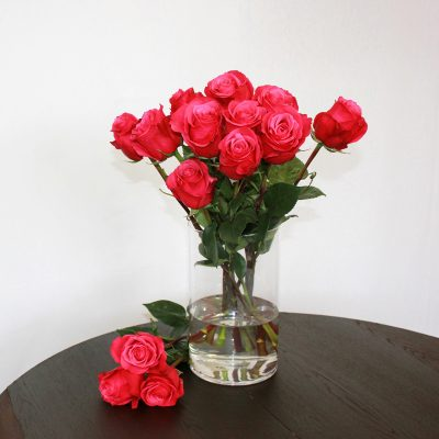 Pinke Rose Cherry O