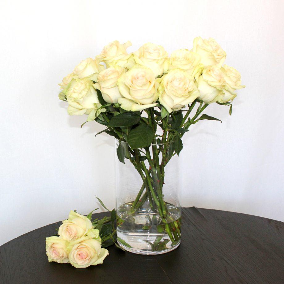 Creme Rose Marzipan - bestellen auf Lieblingsrosen.com