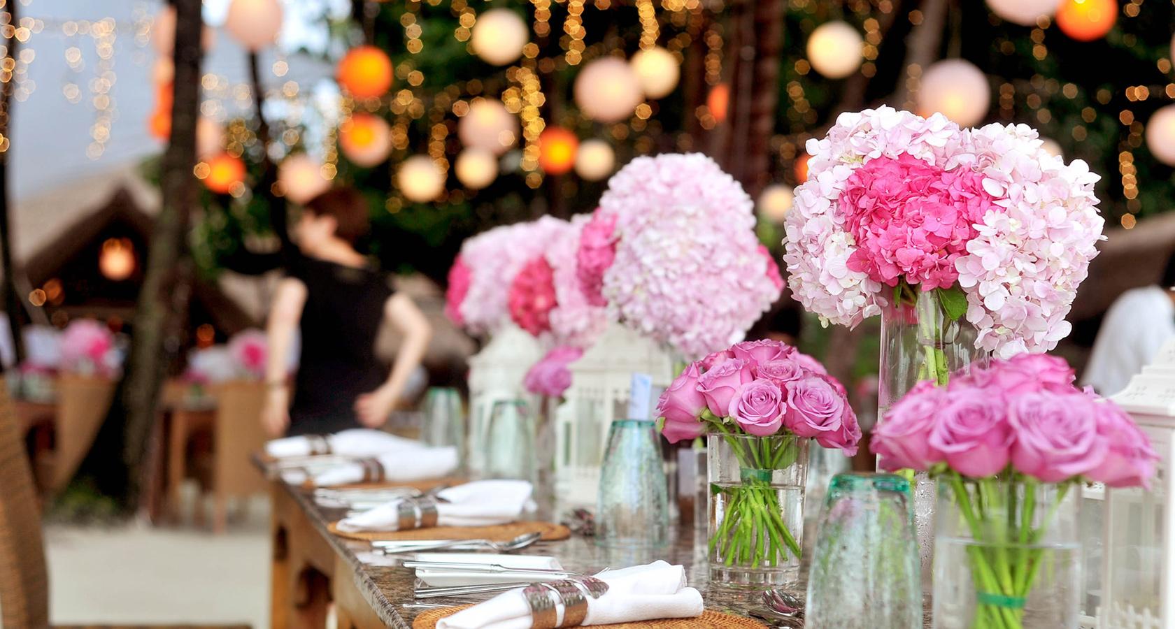 Mein Fest - Rosen schenken, dekorieren mit LIEBLINGSROSEN