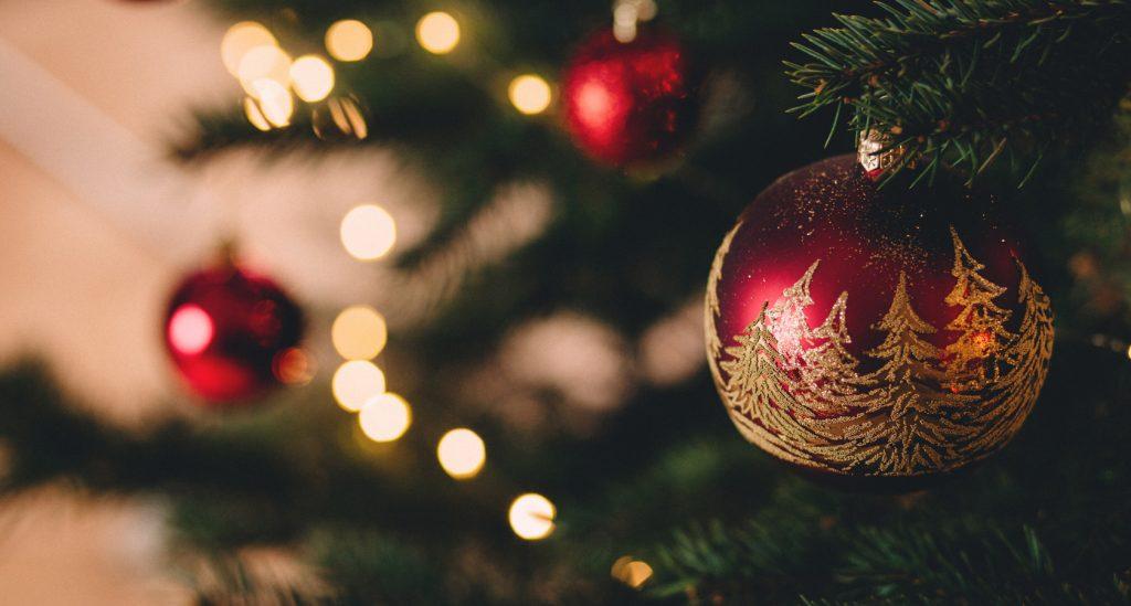Weihnachten Rosen schenken - mit LIEBLINGSROSEN gut über die Feiertage kommen